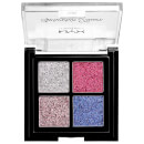 NYX Professional Makeup Sprinkle Town Cream Glitter Palette - Pastels
