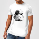 Star Wars Command Stromtrooper Death Star Men's T-Shirt - White