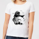 Star Wars Classic Command Stromtrooper Death Star Damen T-Shirt - Weiß