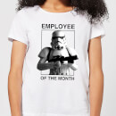 Star Wars Employee Of The Month Women's T-Shirt - White
