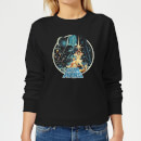 Star Wars Vintage Victory Women's Sweatshirt - Black