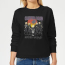 Star Wars Cantina Band At Spaceport Women's Sweatshirt - Black