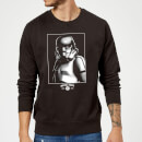 Star Wars Classic Imperial Troops Pullover - Schwarz
