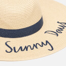 Joules Women's Sunny Days Sun Hat - Natural