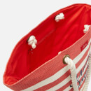 Joules Women's Seaside Summer Bag - Red Stripe Sunny