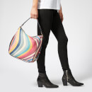 Paul Smith Women's Swirl Mini Hobo Bag - Multi