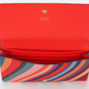 Paul Smith Women's Swirl Trifold Purse - Multi