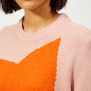 PS Paul Smith Women's Star Jumper - Pink