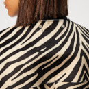 PS Paul Smith Women's Zebra Coat - Multi