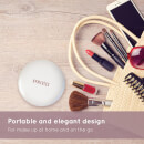 HoMedics Pretty and Powerful Compact Mirror Power Bank