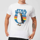 Star Wars Porg Men's T-Shirt - White