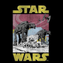 Star Wars ATAT Men's T-Shirt - Black