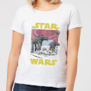 Star Wars ATAT Women's T-Shirt - White
