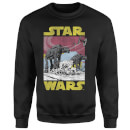 Star Wars ATAT Sweatshirt - Black