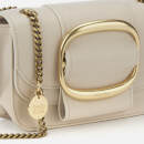 See By Chloé Women's Small Hopper Cross Body Bag - Cement Beige