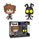 Vynl Kingdom Hearts Sora & Heartless