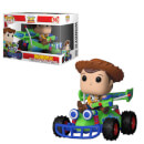 Toy Story Woody with Race Car Pop! Ride