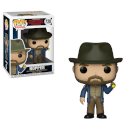 Figurine Pop! Hopper avec lampe - Stranger Things