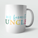 My Favourite Uncle Mug