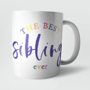The Best Sibling Ever Mug