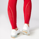 Myprotein Shape Seamless Ultra Leggings - Crimson - M