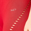 Myprotein Shape Seamless Ultra Leggings - Crimson - XS