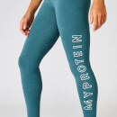 The Original Leggings - Kékeszöld - XS
