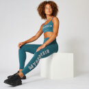 Myprotein The Original Leggings - Teal - XS