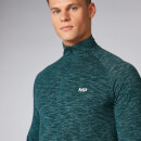 Performance ¼ Zip Top - Alpine Marl - XXL