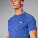 Performance T-Shirt - Ultra Blue Marl - XL