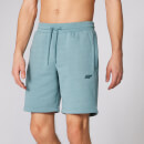 Tru-Fit Sweatshorts 2.0 - Airforce Blue - XS