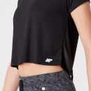 Fly T-Shirt – Black - XS - Black