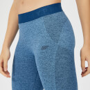 Myprotein Inspire Seamless Leggings - Blue - XS - Soft Blue