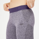 Inspire Seamless Leggings - Purple - XS