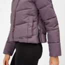 Pro-Tech Protect Puffer Jacket - Mauve - XS
