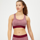 Inspire Seamless Sports Bra - XS - Dusty Rose