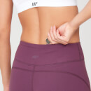 Myprotein Power Leggings - Mulberry - XS