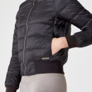 Myprotein Reversible Bomber Jacket - Black - XS