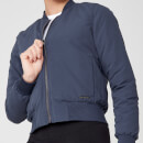 MP Reversible Bomber Jacket - Dark Indigo