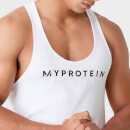 Myprotein The Original Stringer Vest - White