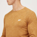 Performance Long Sleeve T-Shirt - Amber Marl - XS - Amber Marl