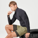 Power Shorts - Light Olive