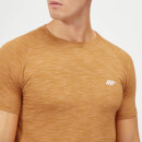 Performance T-Shirt - Amber Marl - XS