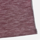 Performance Tank Top - Burgundy Marl