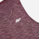 Performance Tank Top trikó - Burgundy