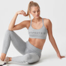 Myprotein The Original Leggings - Grey Marl - XS - Siva marl