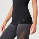 Shape Seamless Vest - Black - XS - Black