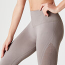 Shape Seamless Leggings - XS - Taupe