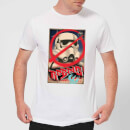Star Wars Rebels Poster Men's T-Shirt - White