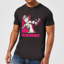 Star Wars Rebels Sabine Men's T-Shirt - Black